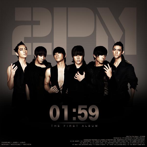 2PM - 01:59PM Fanmade Album Co...