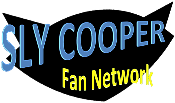 Sly Cooper Fan Network Logo