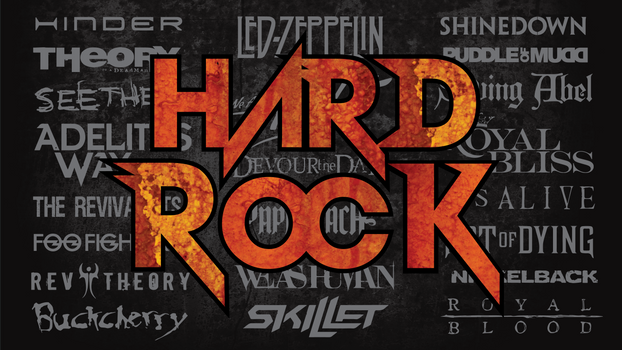 Hard Rock Wallpaper
