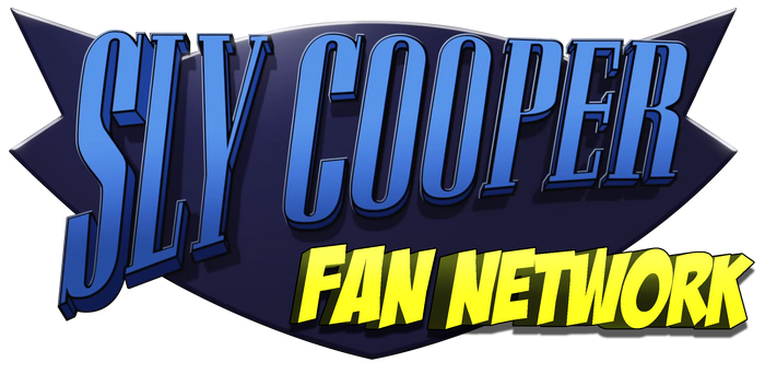 New Sly Cooper Fan Network Logo