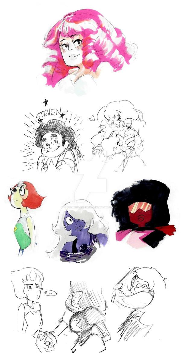 Steven Universe by puerilis-carmen