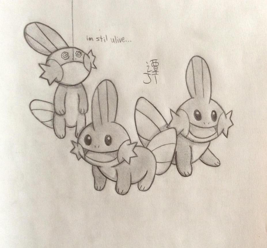so wee herd u rlly liek mudkipz by PikachuJenn