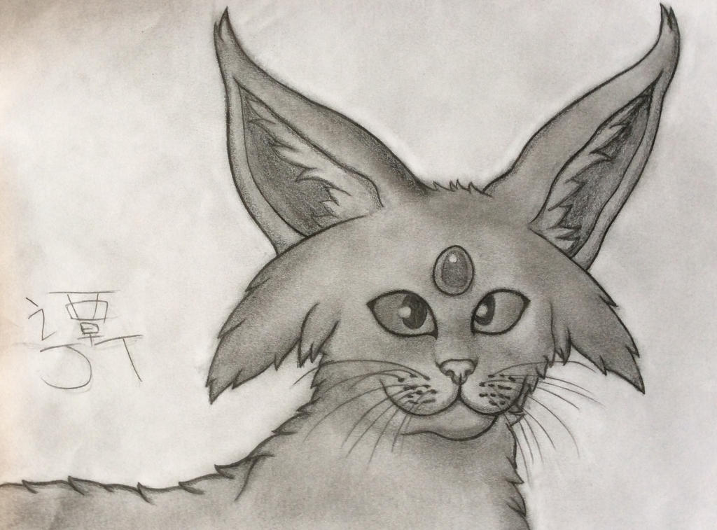 Espeon by PikachuJenn