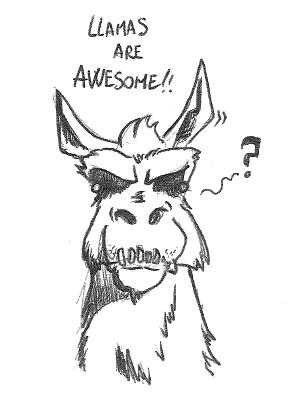 Llama by OcioProduction