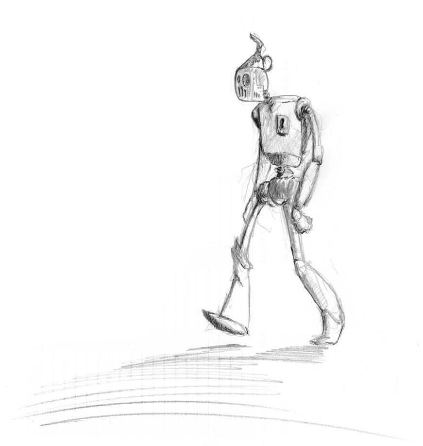 Tin Man - study by OcioProduction
