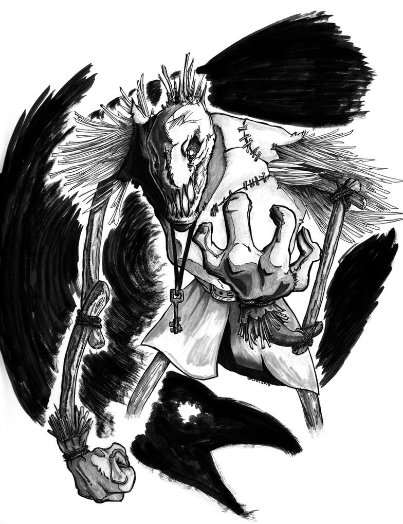 Fiddlesticks Inks by OcioProduction