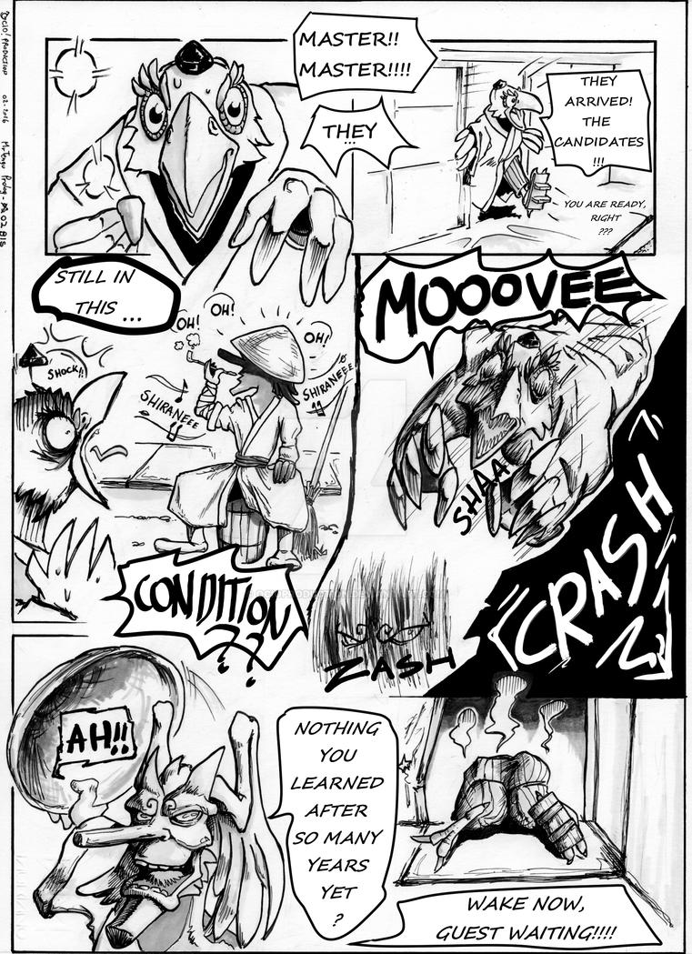 MrTengu Prologue PG02 ENG by OcioProduction