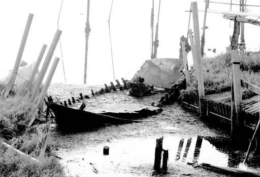 Boat Corpse