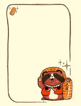 tanuki-CARD colore p