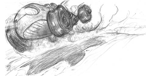 Sketchy Race by OcioProduction