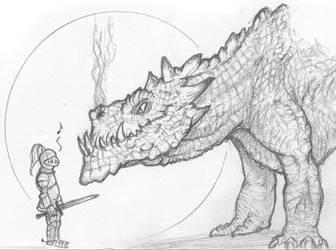 Bully dragon