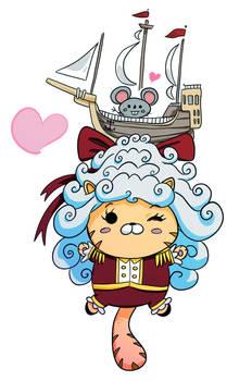 kawaii  cosplay Mamma and Chuchu