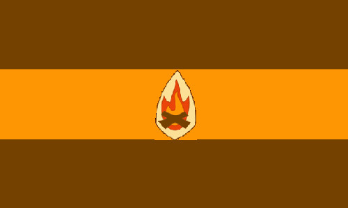 Fireside Girls Flag by uwpg2012