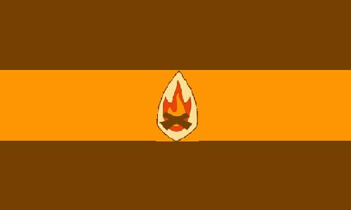 Fireside Girls Flag by uwpg2012