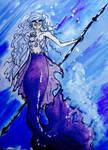 Elf mermaid? _ by thewhitestripes123