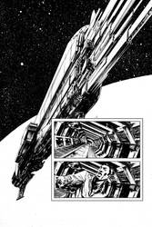 AvP Issue 1 Page 13 by BrianThies