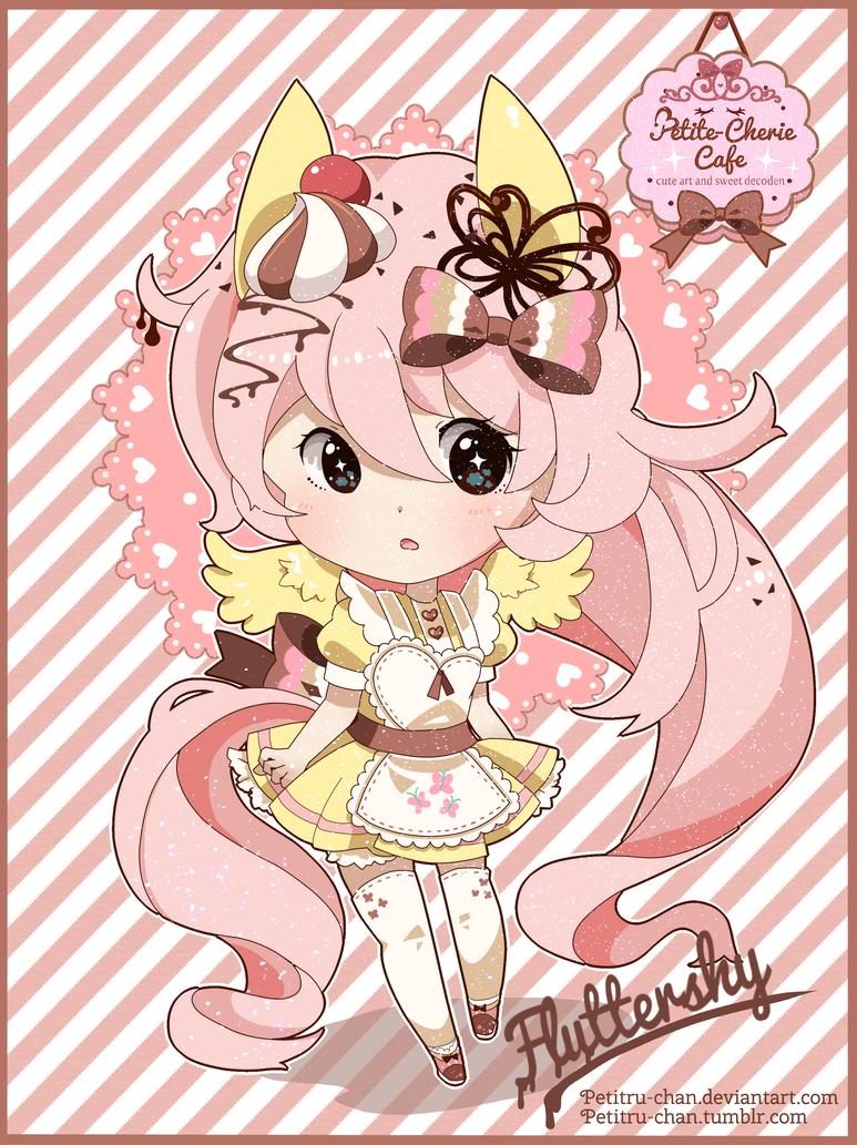 Sweet Fluttershy~ by Petitru-chan