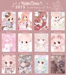 Vanilla's 2015 Summary of Art