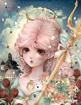 Angel by Vanilla-Cherie
