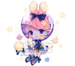 [CLOSED] Space Soda Fairy Vial - Adopt