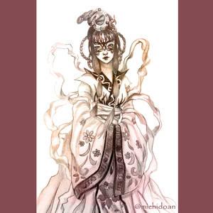 Asian Masquerade