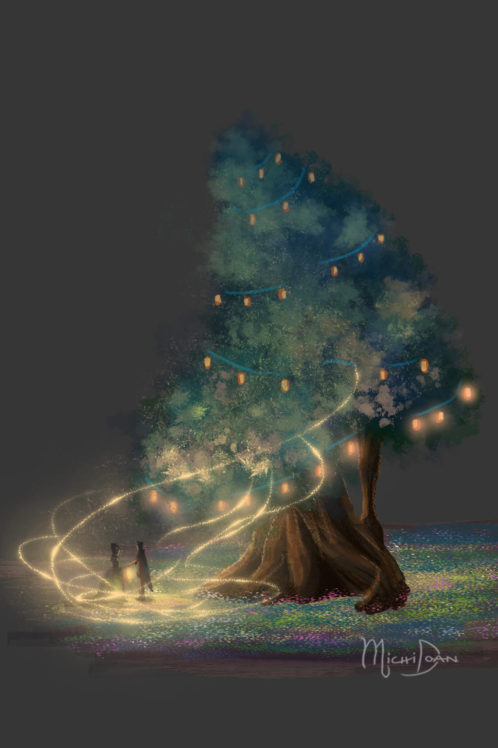 Magic Tree of Love