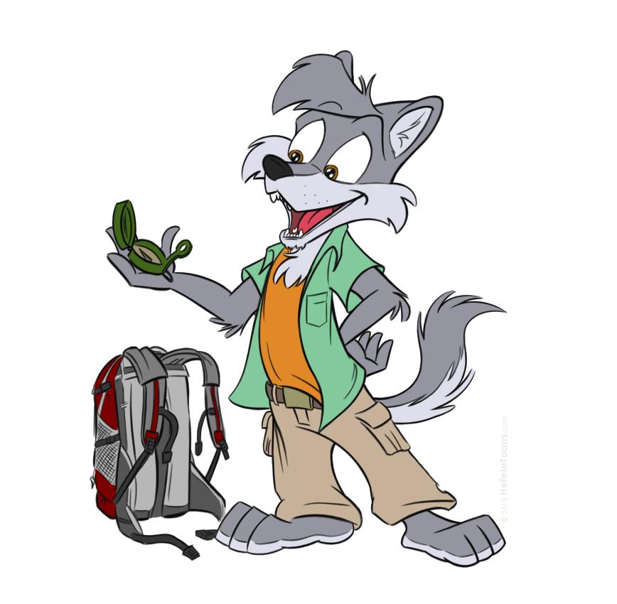 adventurous cartoon-wolfsierraromeo on deviantart