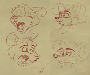 Muzzles by SierraRomeo