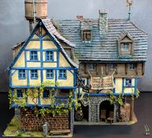 The Ol'Rowdy's Inn - front side