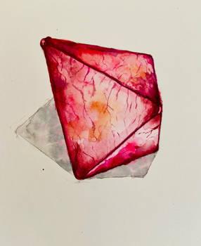A Spinel Gemstone