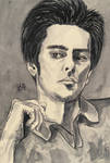 Portrait of Dallon Weekes