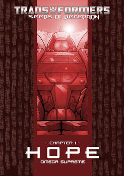 Omega Supreme: cover B