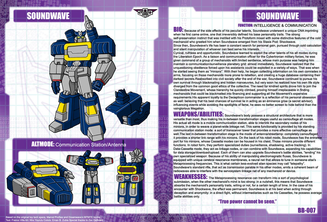 Soundwave Bio by Tf-SeedsOfDeception on DeviantArt