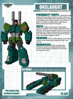 Onslaught Tech Specs by Tf-SeedsOfDeception
