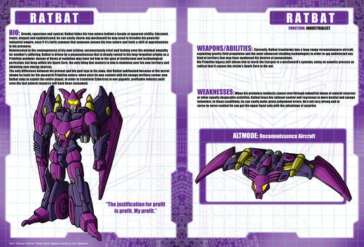 Ratbat profile