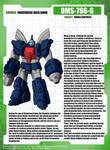 Omega Sentinels tech file