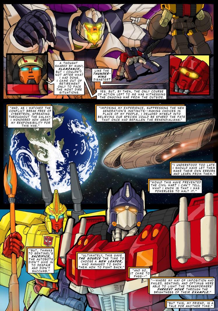 01 Omega Supreme - page 22 by Tf-SeedsOfDeception