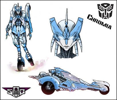 Art for Chromia