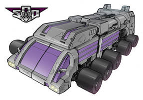 Art for Motormaster - vehicle by Tf-SeedsOfDeception