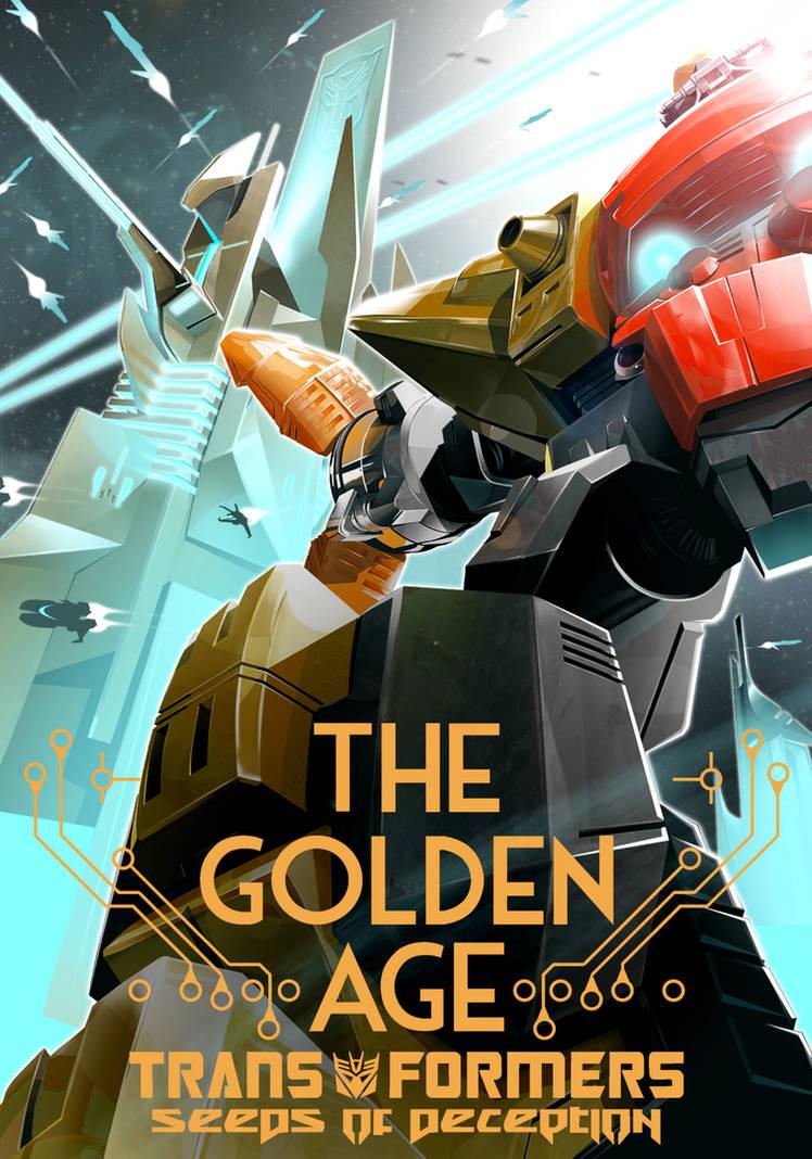 Omega Supreme - The Golden Age