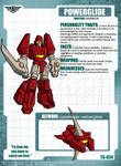 Powerglide tech specs