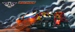 Art for Ironhide, vehicle