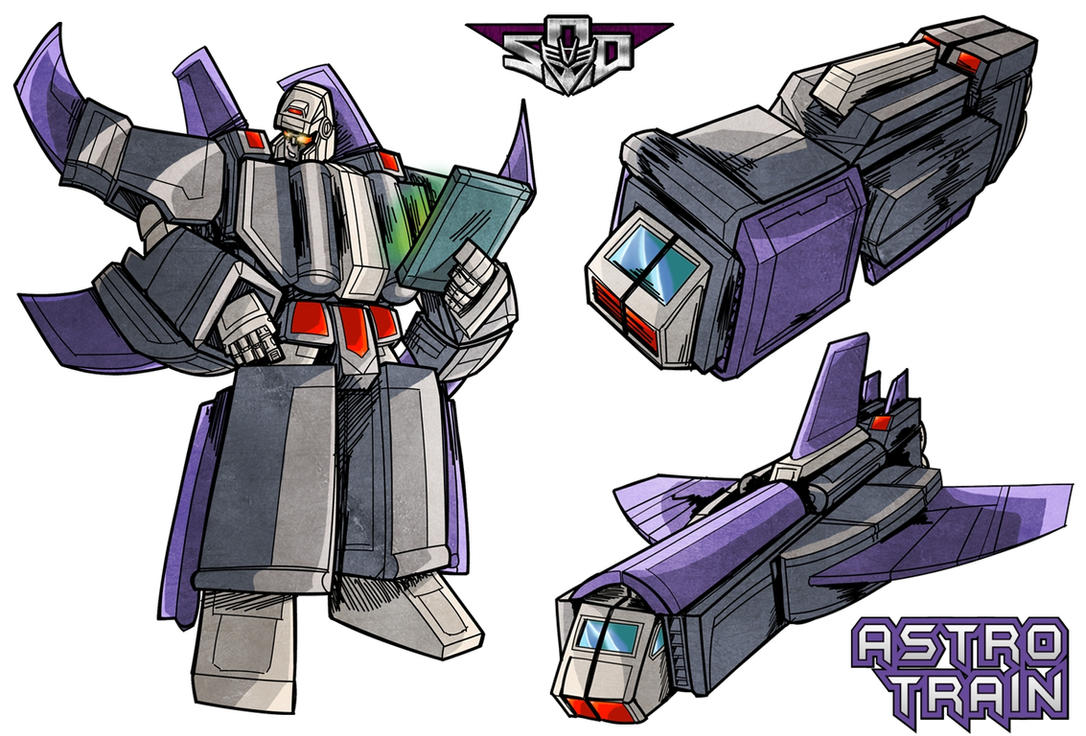 Art for Golden Age Astrotrain by Tf-SeedsOfDeception on ...