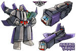 Art for Golden Age Astrotrain