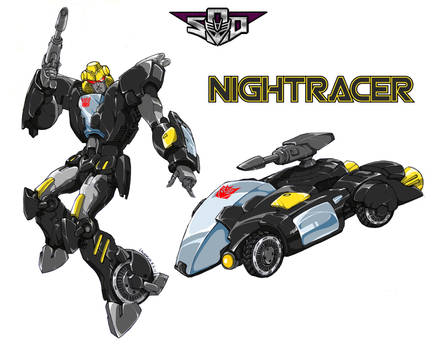 Art for Nightracer