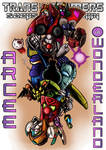 Arcee In Wonderland - Cover A