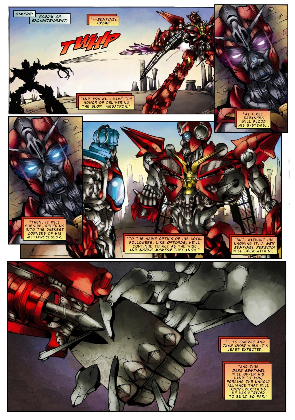 Dark Side Of Sentinel p02
