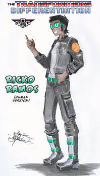 Ation Ricko Ramos - human version