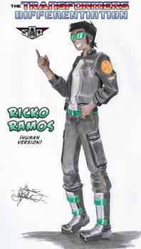 Ation Ricko Ramos - human version