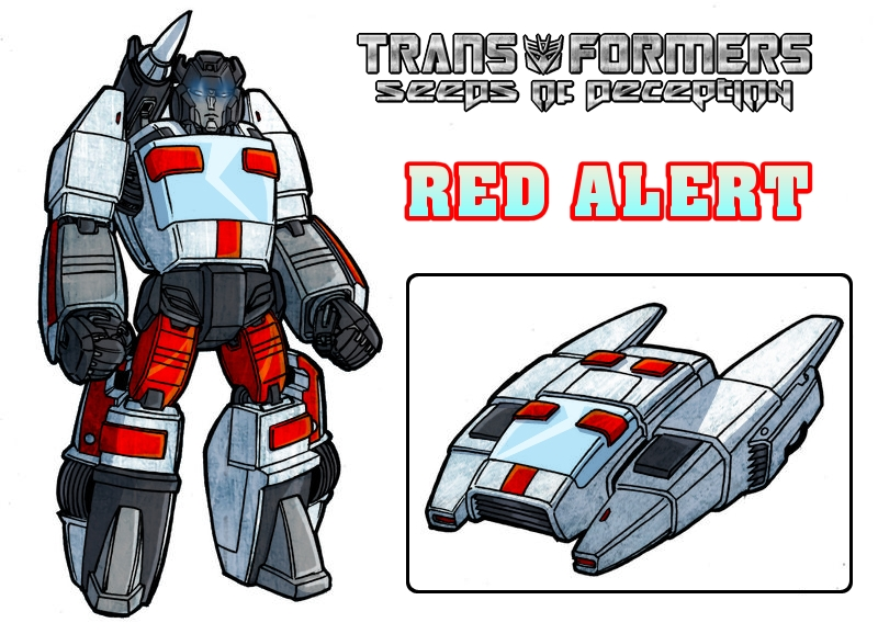 Art for Red Alert by Tf-SeedsOfDeception